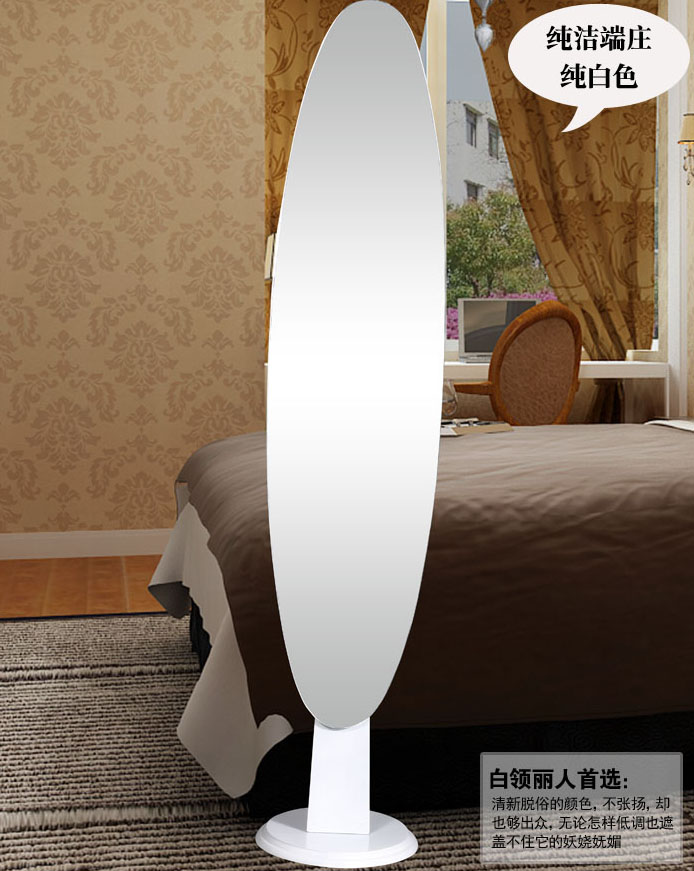 Fashion landing Dresser mirror use for Acrylic mirrors Support wholesale retail pier glass have many different color