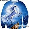 PLstar Cosmos 2017 New Women Men Jordan Painting Hoodie Sweatshirt Print 3D Sweatshirts Hoodies Mens Clothes