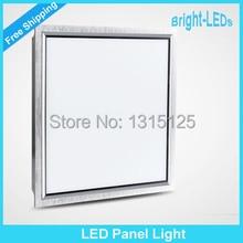 Бесплатная доставка по DHL светодиодные панели 600×600 48 Вт высокая яркость светодиодный потолочный светильник белый/теплый белый свет и освещение