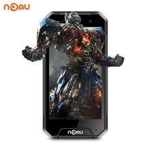 "NOMU S30 Mini Phone 4.7"" Waterproof Dustproof Shockproof 4G Smartphone 3GB+32GB IP68 Quad Core Android Phone 5V/2A Quick Charge"