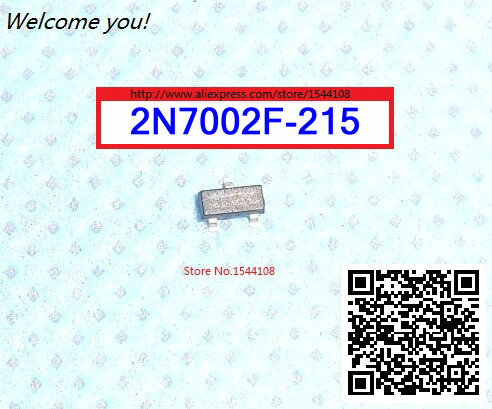 Price 2N7002F,215