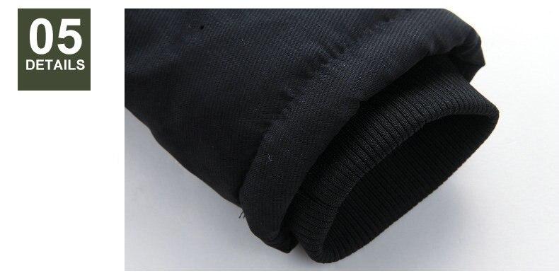 Thick Warm Parka Men New Hot Long Winter Jacket Men Hooded Military Cargo Mens Winter Coat Plus Size M-5XL 18