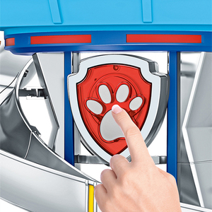Image 4 - Paw Patrol  Lookout Tower Dog Rescue Base Toys Set Puppy Patrol Ryder Chase Anime Action Figures Model Kids Birthday Best Gift