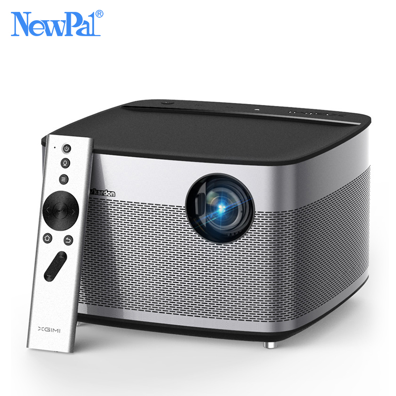 Original XGIMI H1 Projector 300 inch Full HD 4K 1080P HIFI Home Theater Projector Android 5.1 Bluetooth WIFI DLP Beamer 2016 new dlp wifi 5600 lumens 4k android 4 4 home theater projector full hd 1080p digital video led mini projector