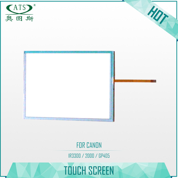 High Quality 1PCS Touch Screen Frame compatible for IR3300 2000 GP405 IR3300 Photocopy Machine Touch Screen Panel