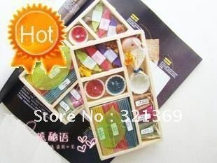 New design Japan style set of perfume/incense stick set