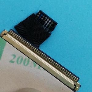 Image 3 - 새로운 원래 lcd cabel 레노버 y50 Y50 70 Y50 80 Y50 70AS 노트북 4 k lcd lvds 비디오 케이블 dc02001zb00 zivy2 lvds 40 핀