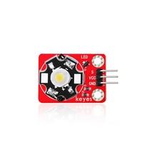 Módulo para Arduino keyes 3 W L E D/raspberry pi/STM32/micro: bit