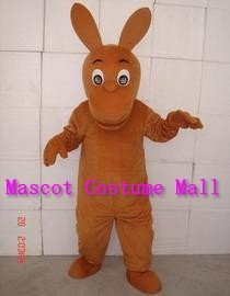 Little Kangaroo Bandicoot Adult Cartoon Mascot Costume MCMC012