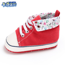 Baby Boys Girls Sneakers Soft Sole Crib Casual Shoes Newborn Infant First Walkers Toddler Shoes 0-18 months
