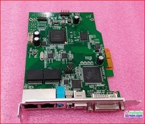 Image 5 - 풀 컬러 led 디스플레이 발신자 카드 최대 지원 2048*1365 픽셀, ledvison syc 발신자 카드 s2, 이전 t7 colorlight it7 교체