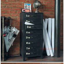 Iron Drawers multi-office staff lockers restaurant kitchen drawer storage cabinets Metal furniture