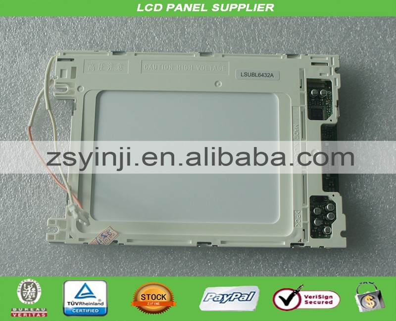 LSUBL6432A 5.7inch LCD DISPLAY PANELLSUBL6432A 5.7inch LCD DISPLAY PANEL