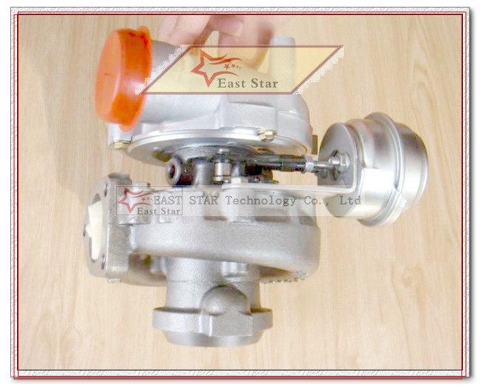 GT2256V 704631 704361-5006S Turbocharger For BMW 330 D E46 X5 E53 1999-04 M57D D30 E46 E53 3.0L D 185HP (5)