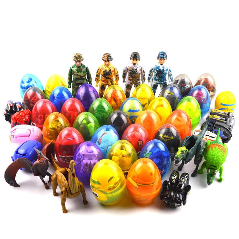 1 Pcs דינוזאור ביצת פעולה איור אנימה איור Lol בובות צעצועים לילדים ילדי מתנת חג המולד