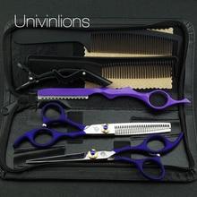 6 professional hair cutting shears cheap scissors diy haircuts barber hairdressing razor