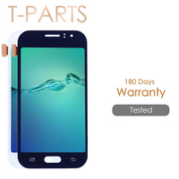 AAA Quality 4 3 Super AMOLED LCD For SAMSUNG Galaxy J1 Ace Display J110 J110H J110F