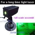 3 в 5 В точечный зеленый лазерный модуль позиционирование светло-зеленый лазерный указатель лампа камера 532nm30MW лазер