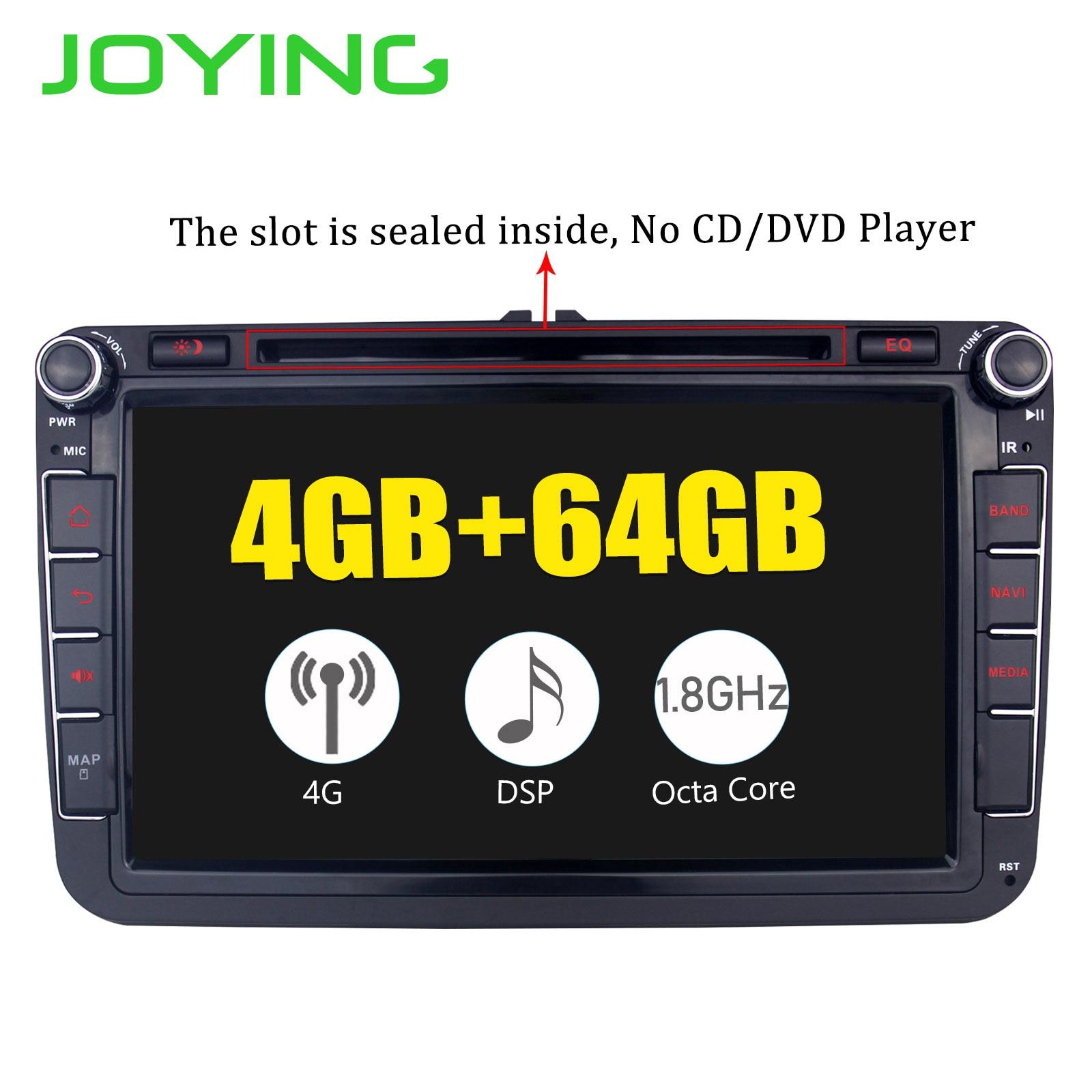 ARKRIGHT 8 1 din Android 8 1 GPS Navigation Car Radio for VW Volkswagen Touareg 2010