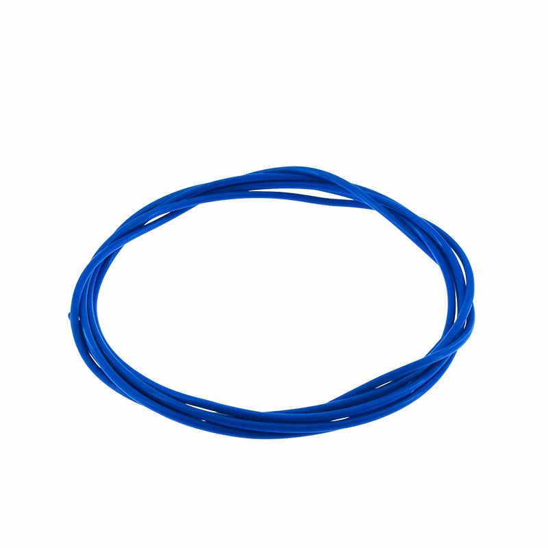 3D impressora acessórios bocal de tubo de PTFE Teflon tubo Azul remoto 2mm X 4 milímetros resistência de Alta temperatura do tubo de alimentação