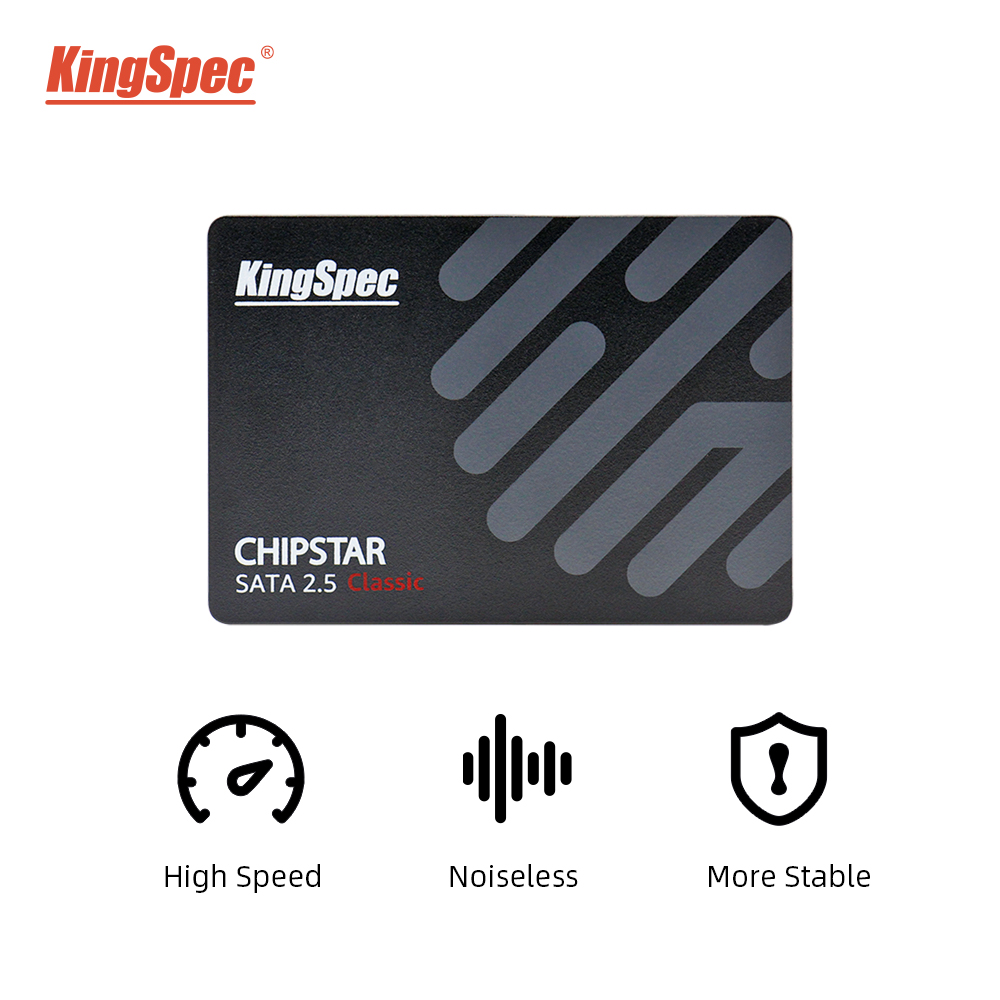 <font><b>KingSpec</b></font> <font><b>ssd</b></font> 2.5 SATA3 <font><b>120gb</b></font> <font><b>SSD</b></font> 240gb 480gb 960gb <font><b>SSD</b></font> Internal hdd 128gb 256gb 512gb 1tb sd 2tb Laptop desktop solid state disk image