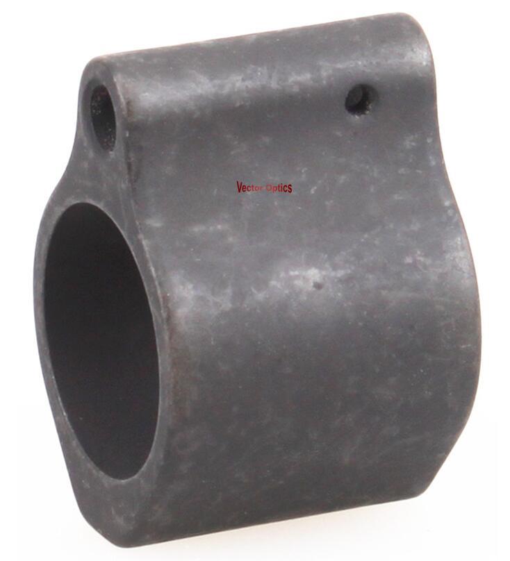 Vector Optics Steel Low Profile Micro .223 5.56 Gasblokkeervatting - Jacht - Foto 3
