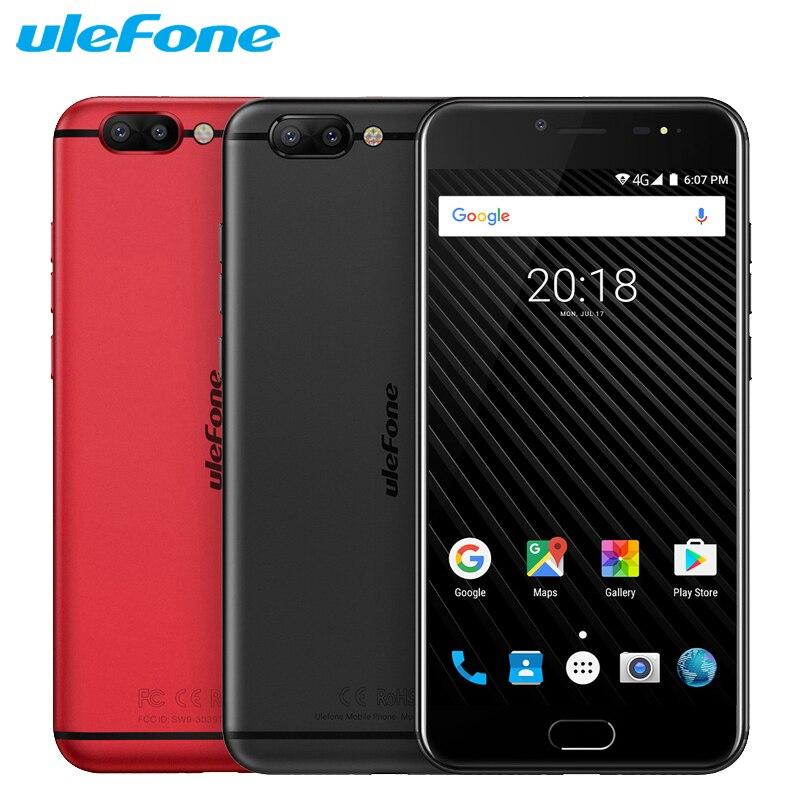 Original Ulefone T1 Cell Phone 5 5 inch Screen 6GB RAM 64GB ROM Helio P25 Octa
