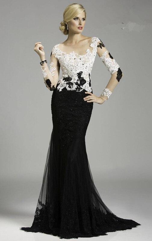 Aliexpress.com : Buy Elegant Vintage White Lace Mermaid 2017 ...
