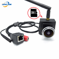 HQCAM 960P Audio wireless webcam mini ip camera Micro TF SD Camera Wireless Network IP wifi Camera wi fi CAMHI support microphon