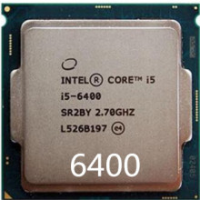 LGA1151 CPU Processor Intel-Core I5 6400 6MB Cache