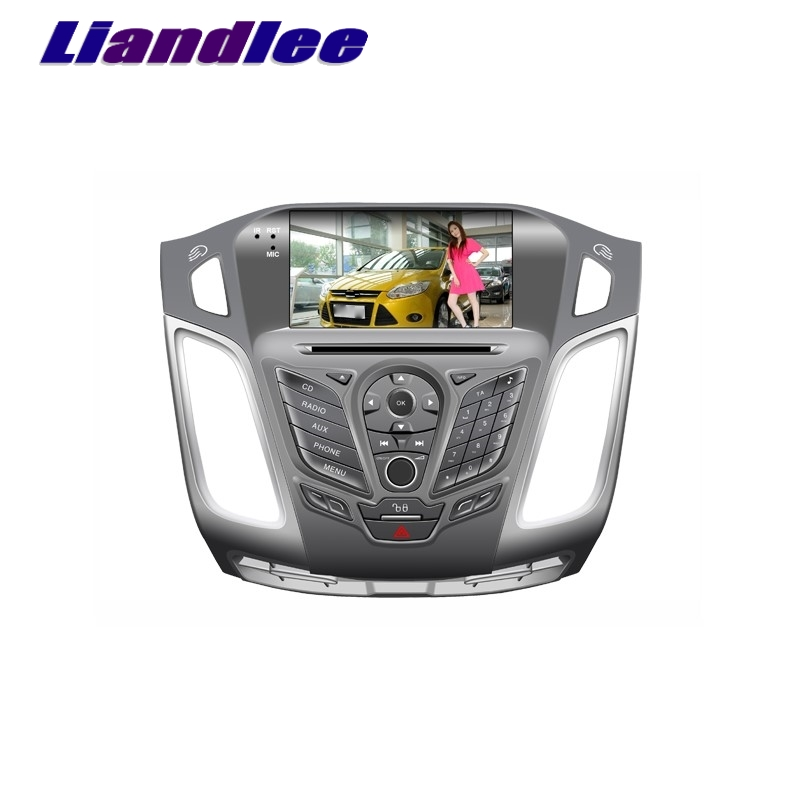 Liandlee For <font><b>Ford</b></font> For <font><b>Focus</b></font> 2011~<font><b>2017</b></font> LiisLee Car Multimedia TV DVD GPS Audio Hi-Fi Radio Original Style <font><b>Navigation</b></font> image
