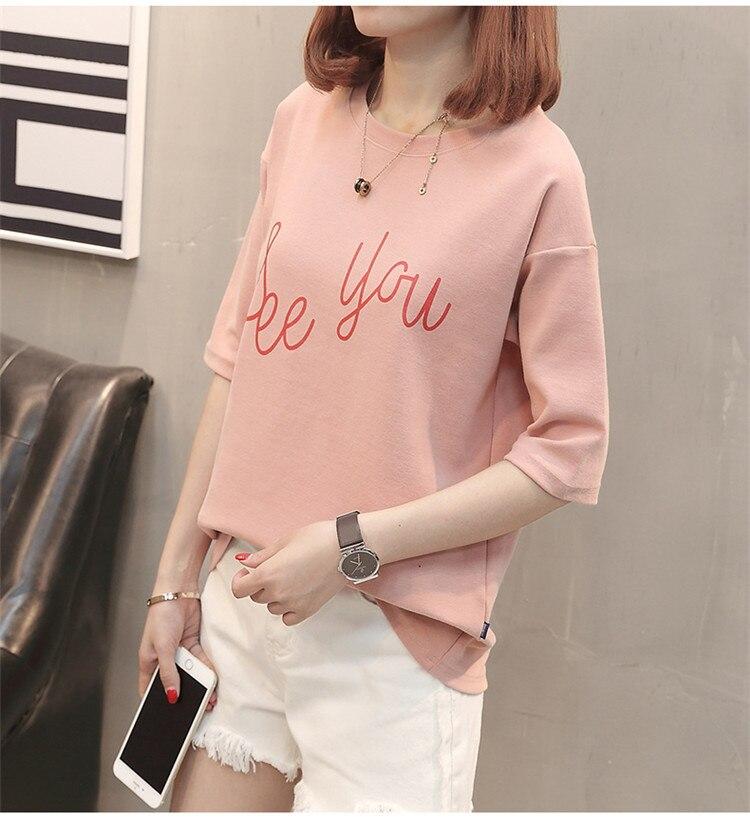 Mujeres camiseta algodón Casual camisetas divertidas para Lady Top Tee Hipster Drop Ship