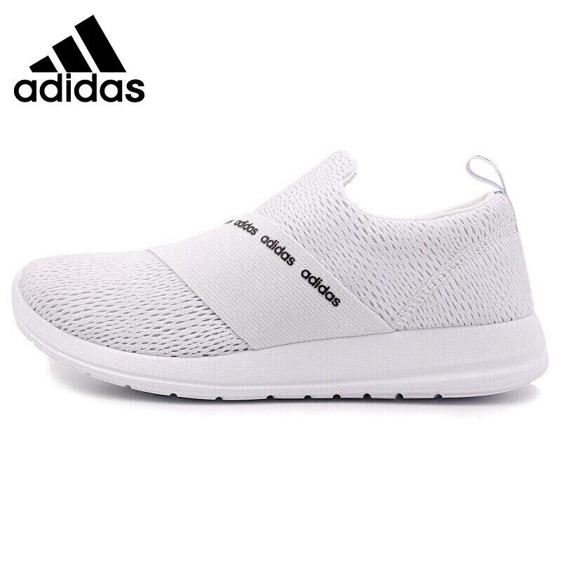 Original Nouvelle Arrivée 2018 Adidas NEO Étiquette AFFINER S'ADAPTER Femmes de Planche À Roulettes Chaussures Sneakers