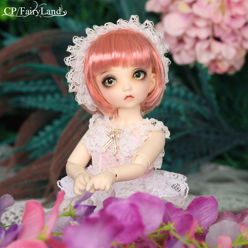 Fairyland Littlefee 1 6 BJD SD Dolls Model Girls Boys Eyes High Quality Toys Shop Resin