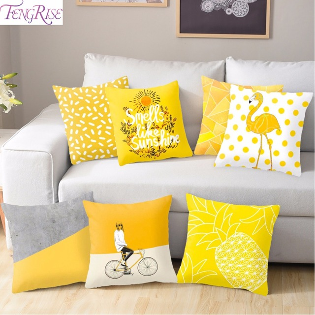 Polyester Pillow Decorative Cushion for Sofa