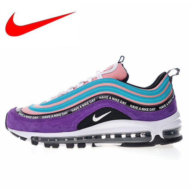 watch ffa99 22201 Original Nike Air Max Have A Nike Max Day 97 Women Running Shoes Outdoor  Sports Shoes Shock Absorption Lightweight BQ9130 400