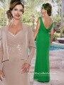 Новый Дизайн Мать Невесты Жених Платье Брюки Костюмы Длинные Рукава Куртки Мода Лето Пользовательские Старинные Вечер Мать Платья