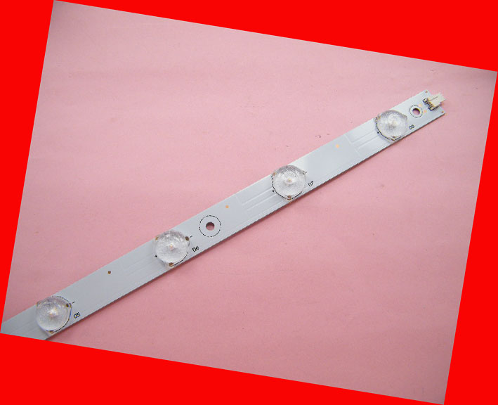 FOR TCL LED LCD TV backlight MBL-50035D616KG0 <font><b>E348423</b></font> 1PCS = 8LED 500MM image