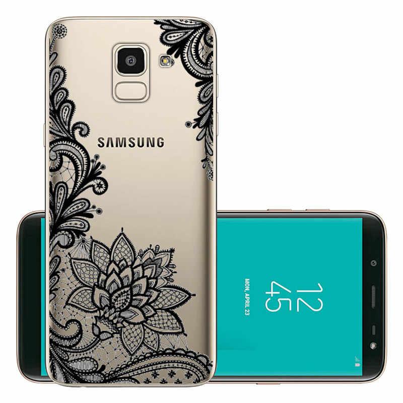 9705f62864 ... CROWNPRO Phone Case sFOR Samsung Galaxy J6 2018 Cases Silicone J600F  J600 TPU A8 Plus 2018 ...