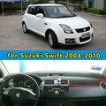 Автомобиль dashmats автомобиль для укладки аксессуары приборной панели крышки для Maruti Suzuki Swift Sport 2004 2005 2006 2007 2008 2009 2010