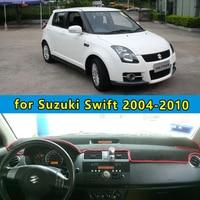car dashmats car styling accessories dashboard cover for Maruti Suzuki Swift Sport 2004 2005 2006 2007 2008 2009 2010