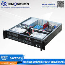 Fleksibel 2U Rack Mount Server Kasus RC2490(China)