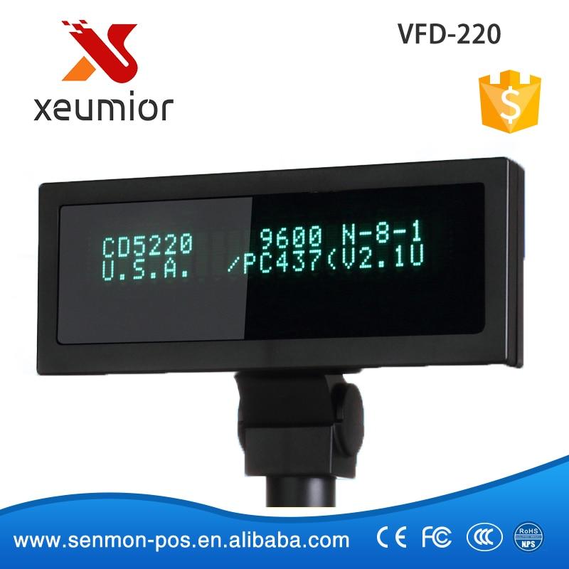Aliexpress.com : Buy POS USB Port 8 Bit VFD Customer ...