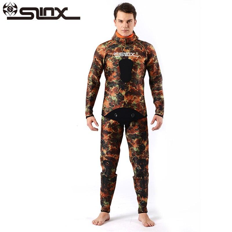 Slinx 3mm neoprene scuba diving wetsuit suits for men