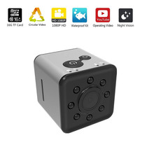SQ13 HD WIFI small mini Camera cam 1080P video Sensor Night