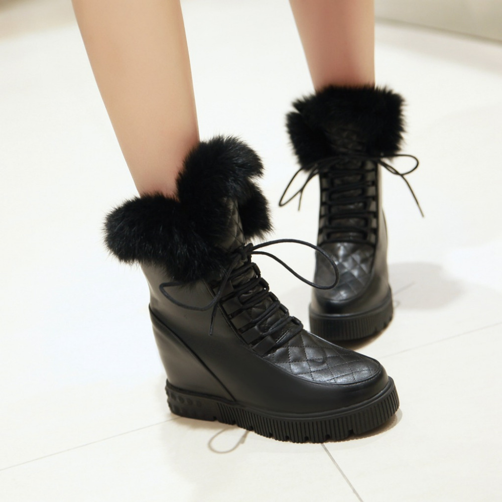 Online Get Cheap Wedge Heel Boots -Aliexpress.com  Alibaba Group