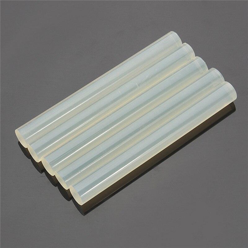 11mm Hot Melt Glue Stick For Heat Pistol Glun Glue 11x100mm High Viscosity Glue Glue Stick Repair Tool Kit DIY Hand Tool Sticks