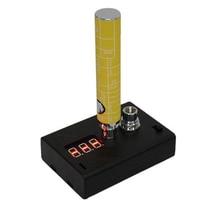 FYF72a Resistance Tester OHM meter for E Cigarette 510 Thread RDA RBA DIY vaporizer CE atomizer voltage tester for EGO battery
