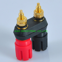 4Pairs Combine Binding Post Speaker tube Audio Terminal Banana Plug Jack Amplifie HIFI 4pairs combine binding post speaker tube audio terminal banana plug jack amplifie hifi