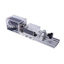 New Multifunctional Miniature lathe Woodworking Machine Polishing Small Beads Household DIY Wood Lathe 220v/110V 350W 8000r/Min